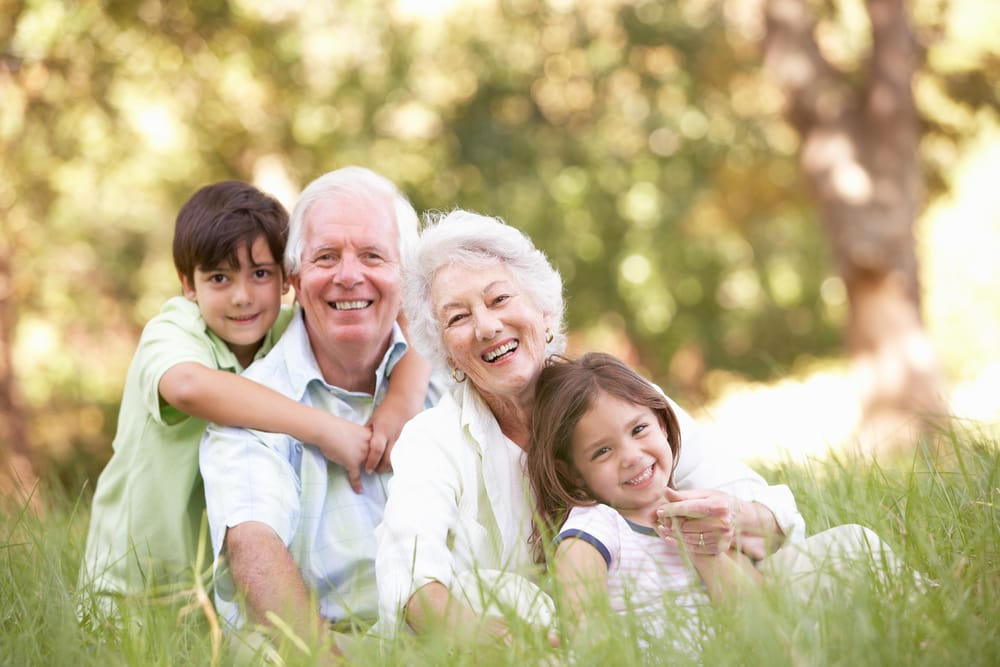 family with life insurance Palestine IL